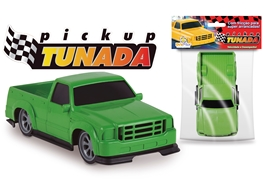 Pick up Tunada - Solapa Divplast